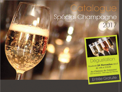 catalogue Champagne 2017